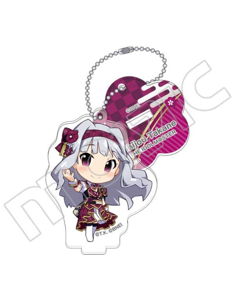 Movic Idolm@ster Mini Acrylic Keychain Movic