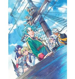 Aniplex of America Inc Record of Grancrest War Blu-ray Vol. 2