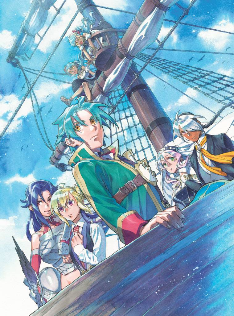 Aniplex of America Inc Record of Grancrest War Blu-ray Vol. 2