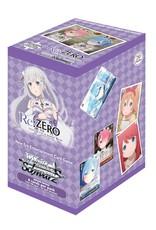 Bushiroad Re:Zero (Full Booster Box) Weiss Schwarz