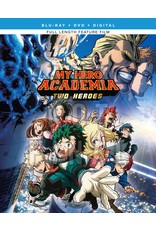 Funimation Entertainment My Hero Academia Two Heroes Blu-Ray/DVD