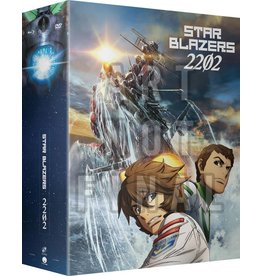 Funimation Entertainment Star Blazers Space Battleship Yamato 2202 Part 1 Limited Edition Blu-Ray/DVD