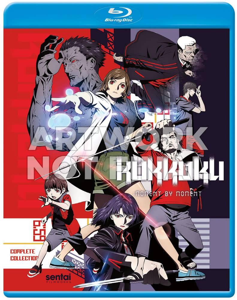 Sentai Filmworks Kokkoku Blu-Ray