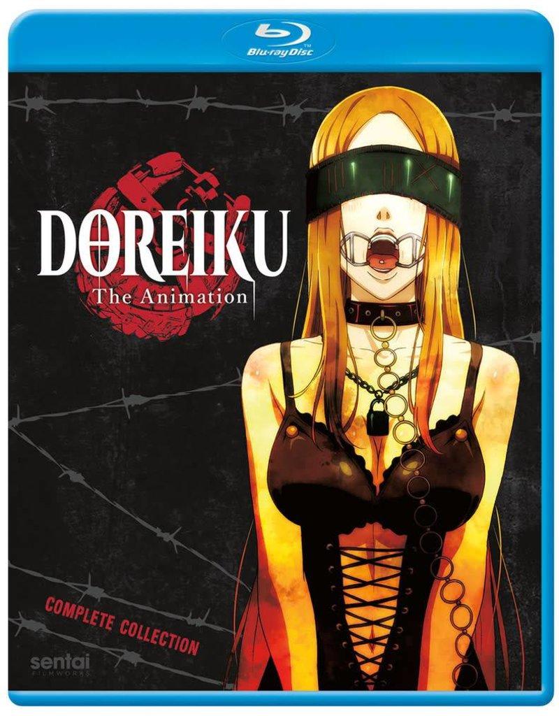 Sentai Filmworks Doreiku The Animation Blu-Ray