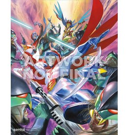 Sentai Filmworks Gatchaman Blu-Ray Collectors Edition