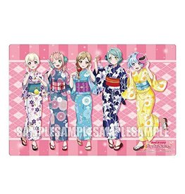 Bushiroad BanG Dream Summer Fes 2018 Exclusive Mat 124