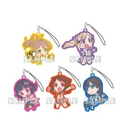 Bushiroad BanG Dream Garupa Pico Strap Poppin' Party