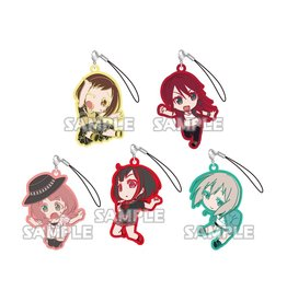 Bushiroad BanG Dream Garupa Pico Strap Afterglow