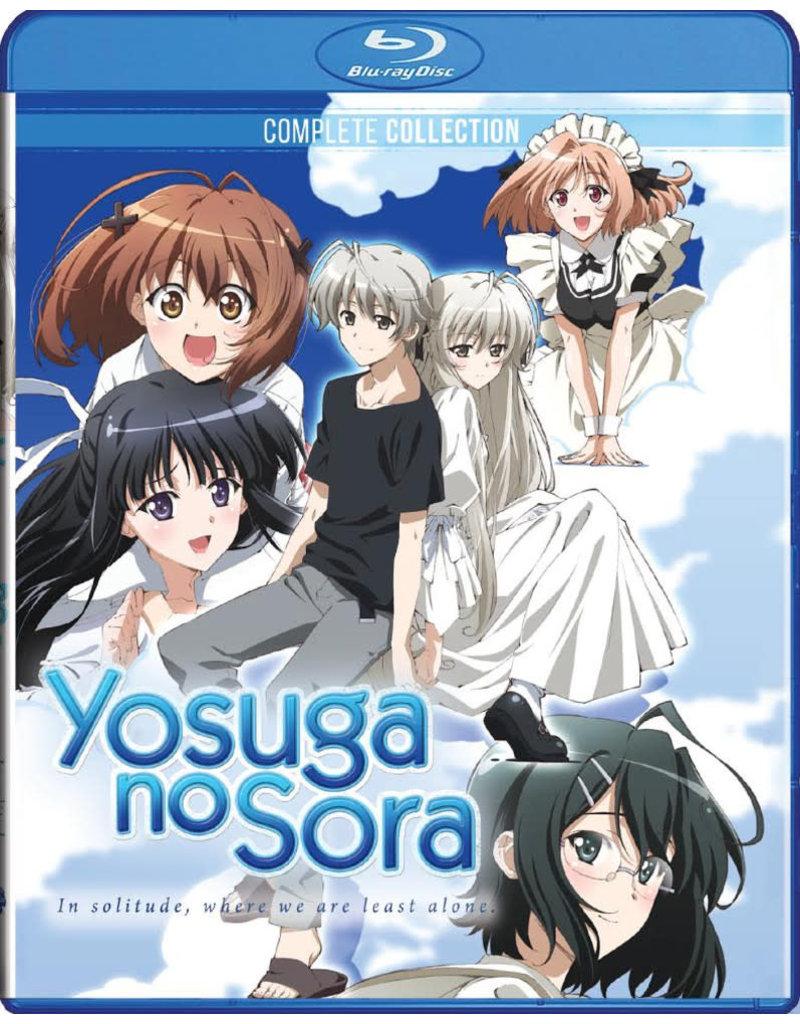Media Blasters Yosuga no Sora Blu-Ray