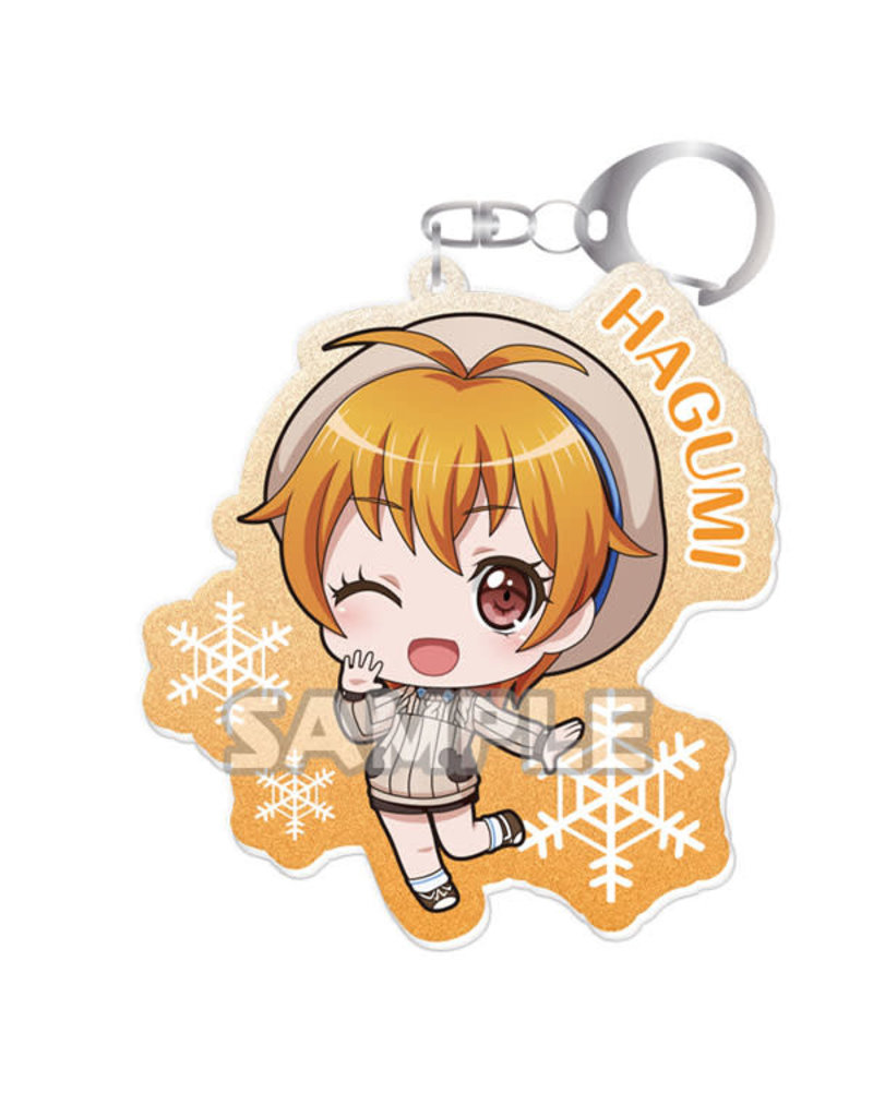 Bushiroad BanG Dream! Kiratto Acrylic Keychain (Hello,Happy World) Vol. 2