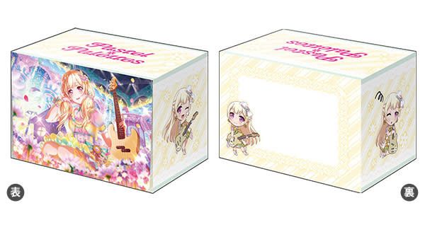 Bushiroad BanG Dream Deck Box Pastel Palettes Pt. 2