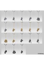 Square Enix Kingdom Hearts Mini Charm Collection