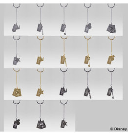 Square Enix Kingdom Hearts Mini Charm Collection