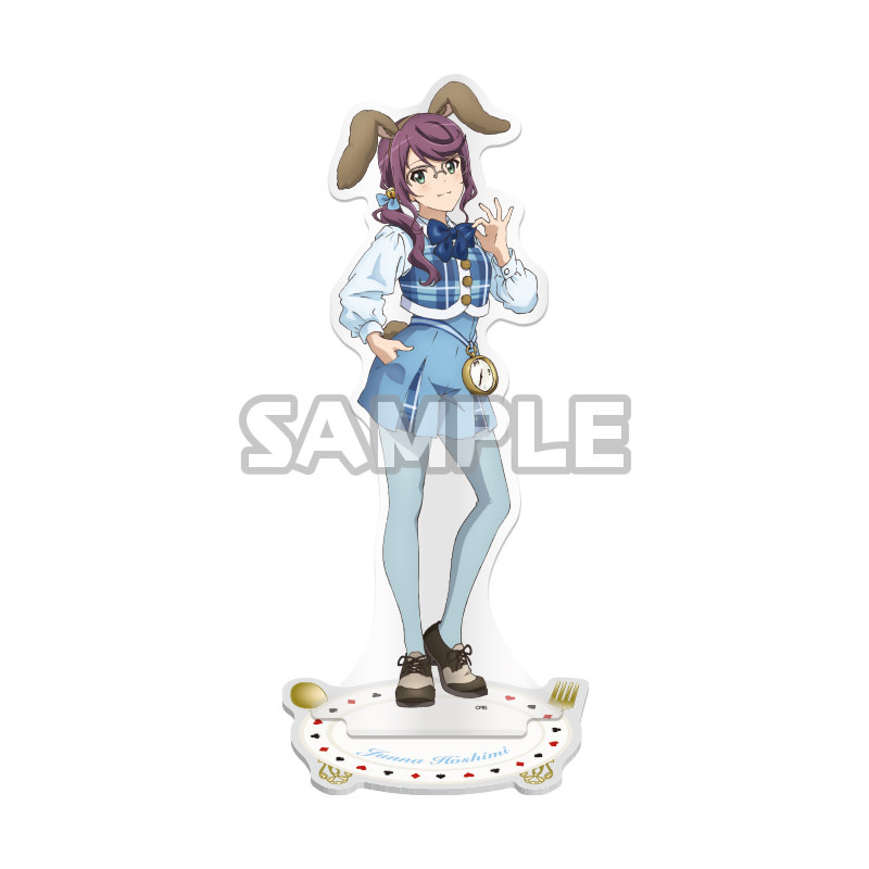 Bushiroad Revue Starlight Alice in Wonderland Acrylic Stand