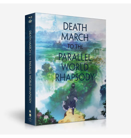 Funimation Entertainment Death March to the Parallel World Rhapsody Blu-Ray/DVD LE