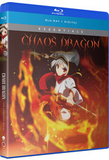 Funimation Entertainment Chaos Dragon Essentials Blu-Ray