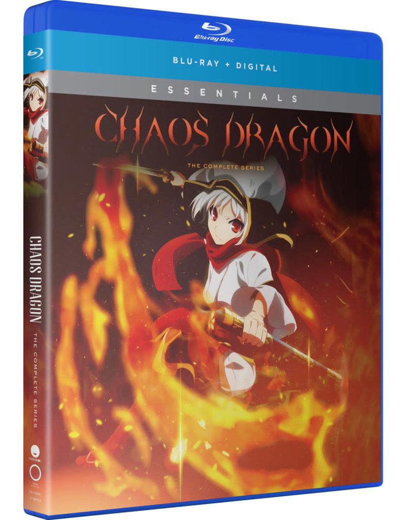 Funimation Entertainment Chaos Dragon Essentials Blu-Ray