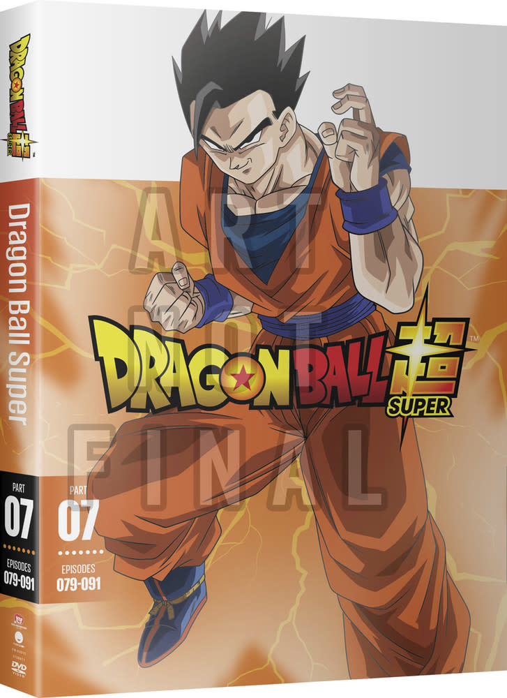 Funimation Entertainment Dragon Ball Super Part 7 DVD