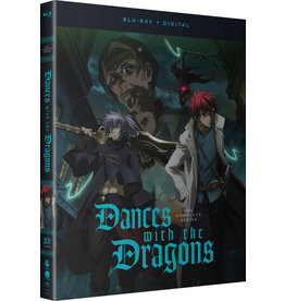 Funimation Entertainment Dances With The Dragons Blu-Ray