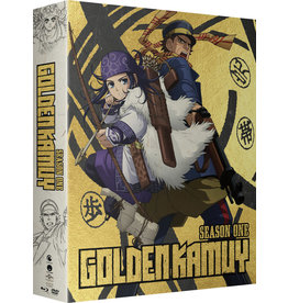 Funimation Entertainment Golden Kamuy Season 1 Limited Edition Blu-Ray/DVD