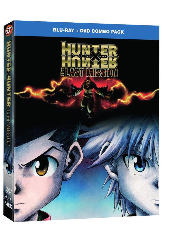 Viz Media Hunter x Hunter Last Mission Blu-Ray