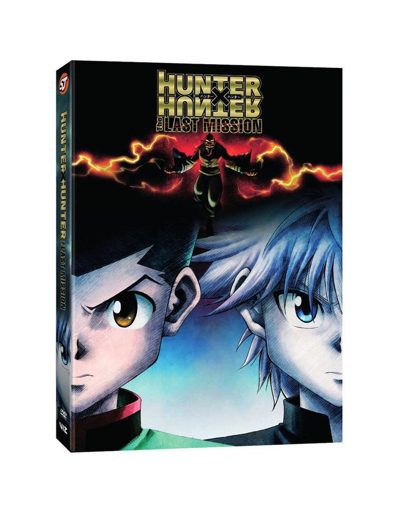 Viz Media Hunter x Hunter Last Mission DVD