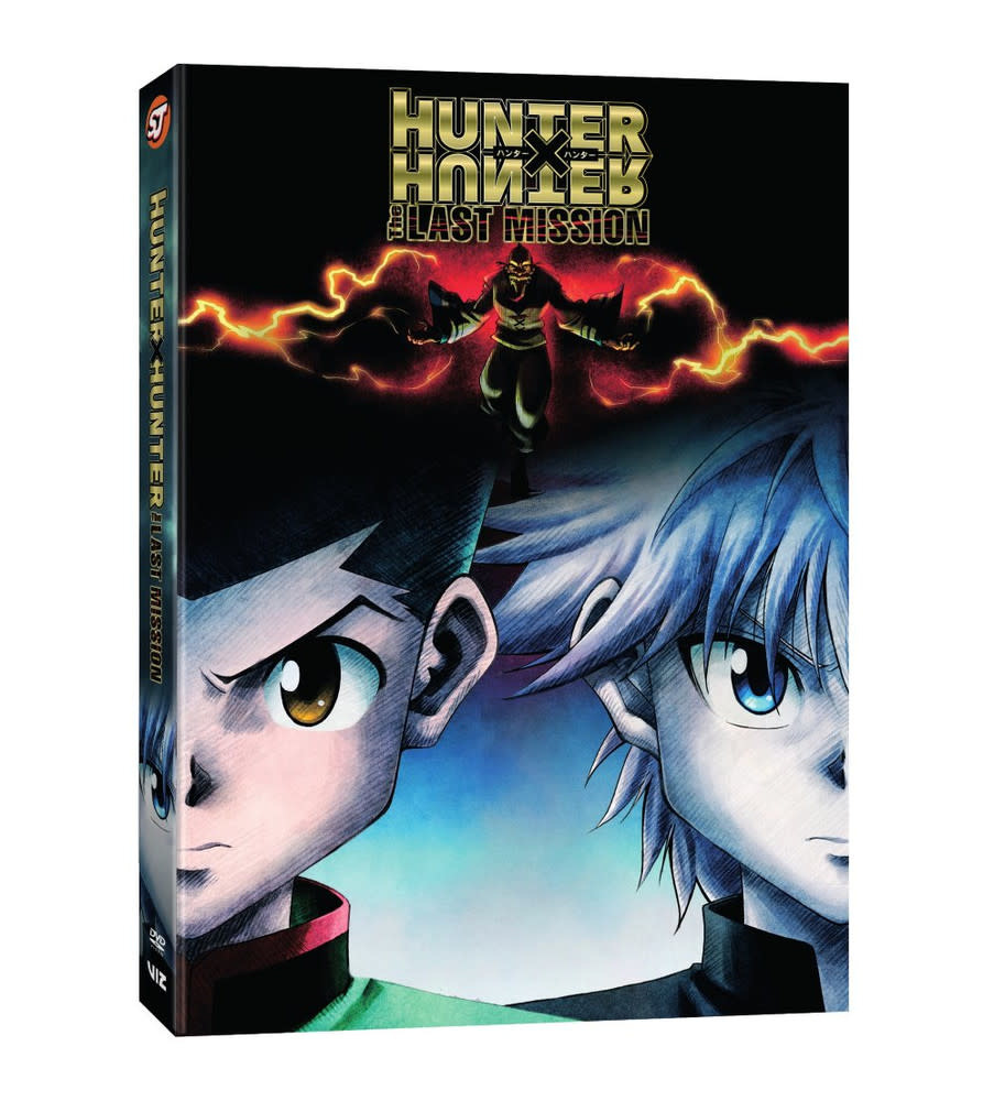 Viz Media Hunter x Hunter Last Mission DVD