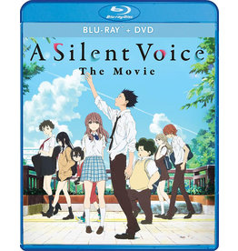 GKids/New Video Group/Eleven Arts Silent Voice, A Blu-Ray/DVD