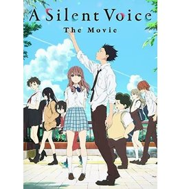 GKids/New Video Group/Eleven Arts Silent Voice, A DVD