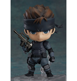 Good Smile Company Solid Snake Metal Gear Solid Nendoroid 447