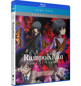 Funimation Entertainment Rampo Kitan: Game of LaPlace Essentials Blu-Ray