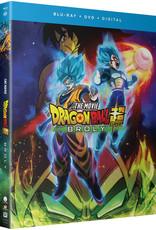 Funimation Entertainment Dragon Ball Super Movie Broly Blu-Ray/DVD