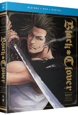 Funimation Entertainment Black Clover Season 1 Part 4 Blu-Ray/DVD*