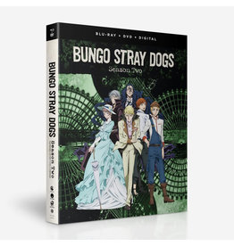 Funimation Entertainment Bungo Stray Dogs Season 2 Blu-Ray/DVD*