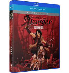 Funimation Entertainment Sword of the Stranger Essentials Blu-Ray