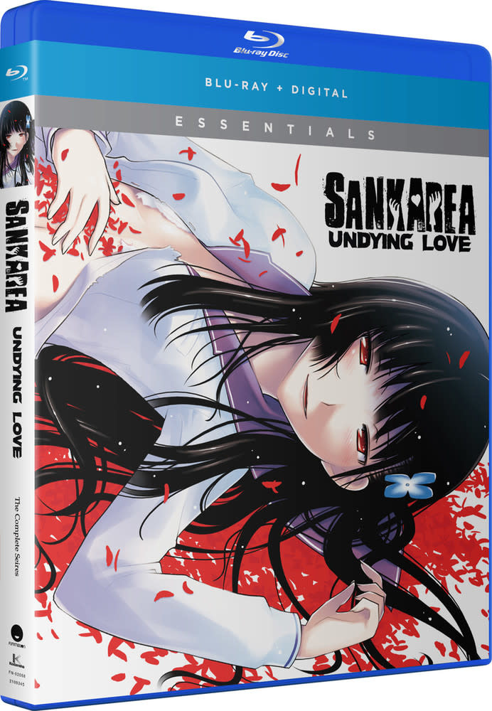 Funimation Entertainment Sankarea Complete Series Essentials Blu-Ray