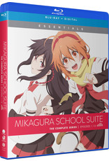 Funimation Entertainment Mikagura School Suite Essentials Blu-Ray