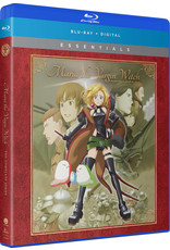 Funimation Entertainment Maria the Virgin Witch Essentials Blu-Ray