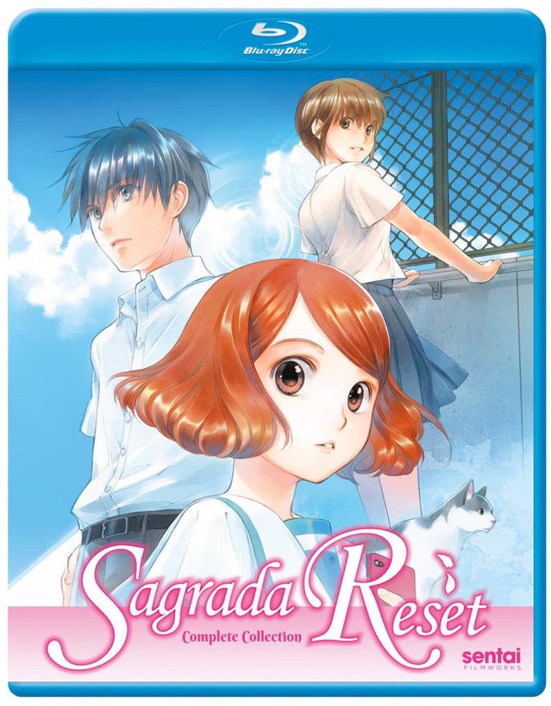 Sentai Filmworks Sagrada Reset Blu-Ray