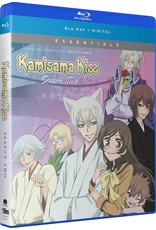 Funimation Entertainment Kamisama Kiss Season 2 Essentials Blu-Ray