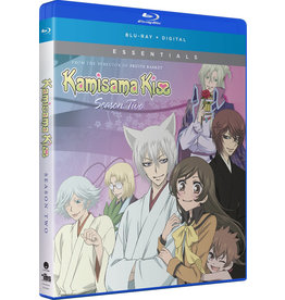 Funimation Entertainment Kamisama Kiss Season 2 Blu-Ray Essentials