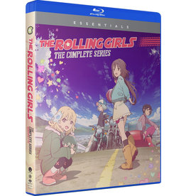 Funimation Entertainment Rolling Girls, The Essentials Blu-Ray