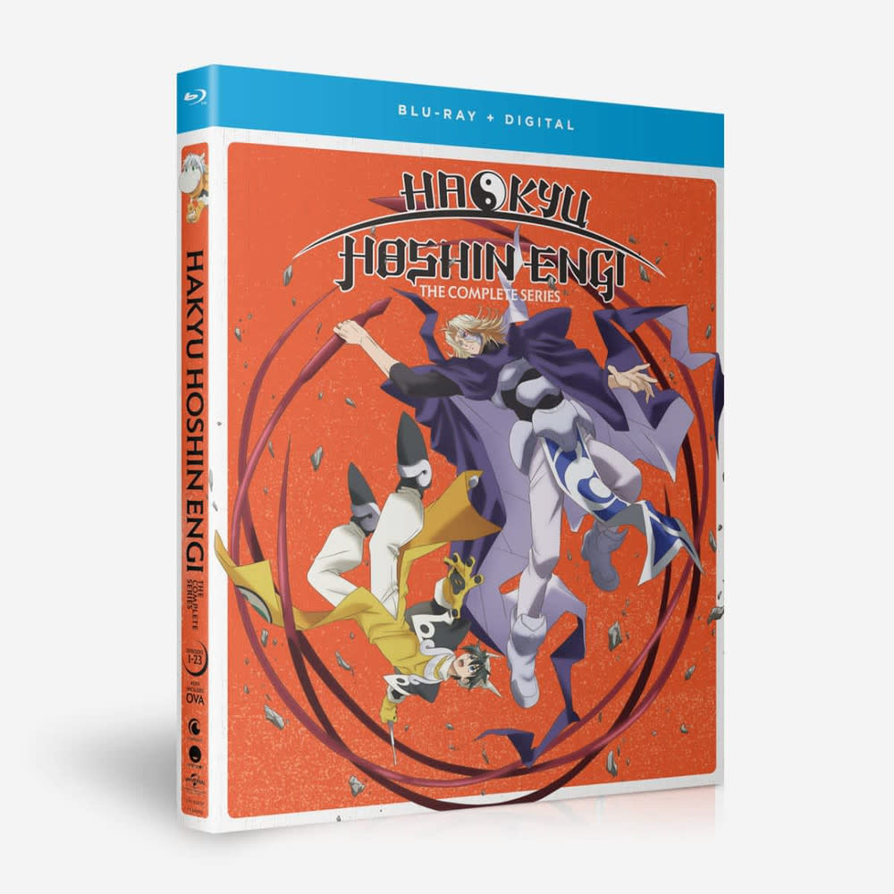 Funimation Entertainment Hakyu Hoshin Engi Blu-Ray