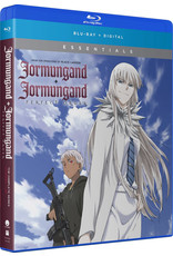 Funimation Entertainment Jormungand Complete Series Essentials Blu-Ray