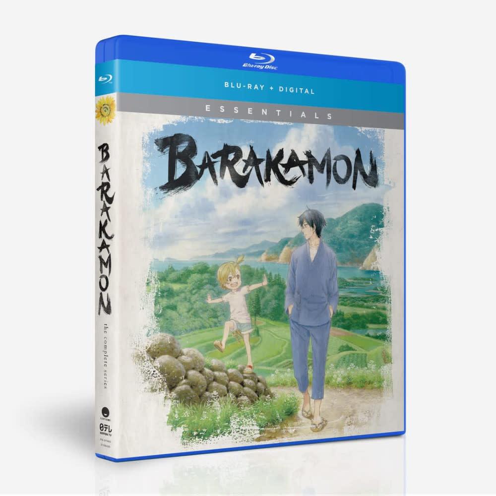 Funimation Entertainment Barakamon Essentials Blu-Ray
