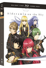 Funimation Entertainment Alderamin Of The Sky Essentials Blu-Ray