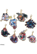 Square Enix Kingdom Hearts Unchained X Metal Charm