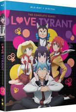 Funimation Entertainment Love Tyrant Blu-Ray