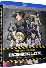 Funimation Entertainment Daimidaler Prince Vs Penguin Empire Essentials Blu-Ray