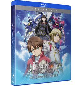 Funimation Entertainment Buddy Complex Essentials Blu-Ray